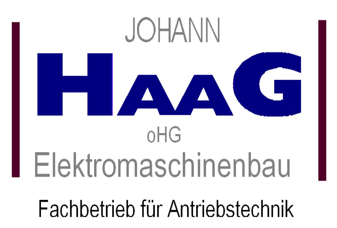 Johann Haag OHG Elektromaschinenbau